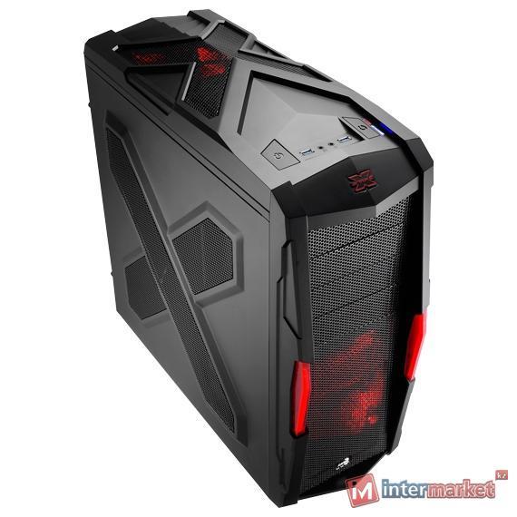 AeroCool Strike-X Xtreme Black Edition Black