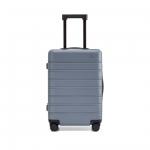 "Чемодан, NINETYGO, manhatton luggage-zipper 20"", 6972125149558, Серый"