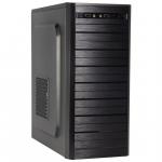 Персональный компьютер Core i3-6100-3.7GHz/H110/RAM 4GB/SSD 120GB/no DVD/400W