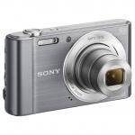 Компактный фотоаппарат Sony Cyber-shot DSC-W810, серебро