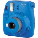 Фотоаппарат моментальной печати Fujifilm INSTAX MINI 9 (синий)