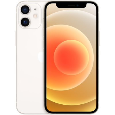 Смартфон iPhone 12 mini 64GB White, Model A2399