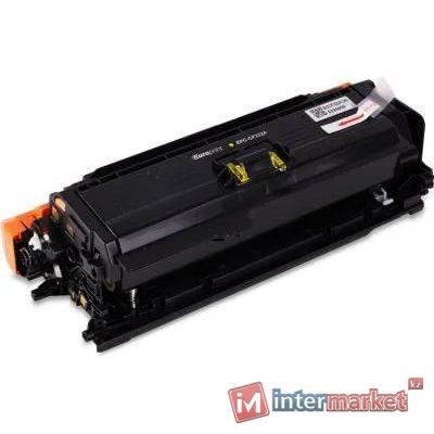 Картридж, Europrint, EPC-CF322A, Жёлтый, Для принтеров HP Color LaserJet Enterprise M651/M680, 16500 страниц.
