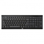 Клавиатура HP K2500 (E5E78AA) Black USB