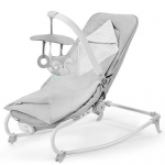 Кресло-качалка Kinderkraft FELIO Stone Grey 2020