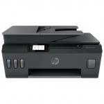 МФП HP Europe/Smart Tank 615/Принтер-Сканер(АПД-35с.)-Копир/A4/22 ppm/1200x1200 dpi