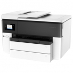 МФУ HP OfficeJet 7740 Wide G5J38A,Принтер 1200x1200 dpi ч/б печати,Сканер 1200x1200 dpi,Копир 600x600dpi,Факс 300x300dpi