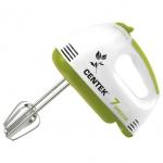 Миксер CENTEK CT-1111 бело-зеленый