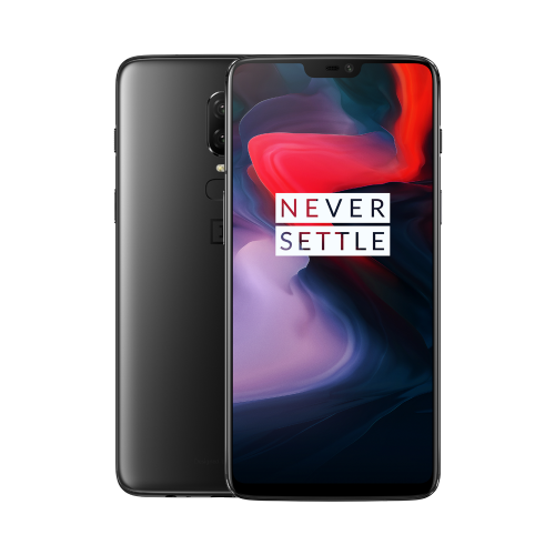 Смартфон OnePlus 6 8/128GB Midnight Black