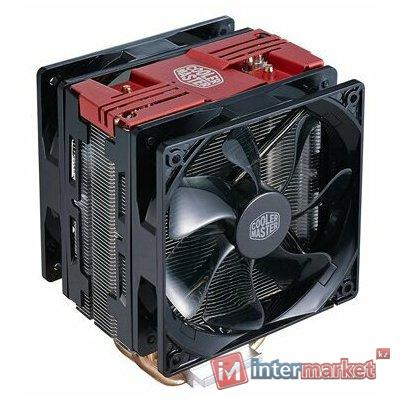 Кулер для процессора Cooler Master Hyper 212 LED Turbo Red Cover